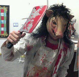 Monkey Halloween Costume